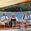 Full konsentrasjon på Else i Horten-regattaen