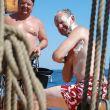 Gutta som har vaska seg, RS Liv i Tall Ships Races 2013